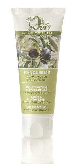 Ovis Handcreme mit reinem Olivenöl 75 ml