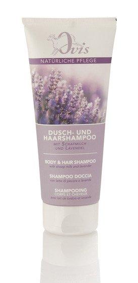 Ovis Dusch- u. Haarshampoo Lavendel 200 ml
