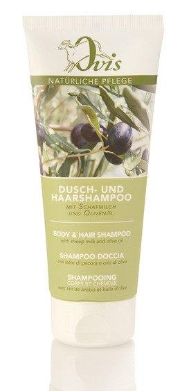 Ovis Dusch-u.Haarshampoo mit Olivenöl 200 ml