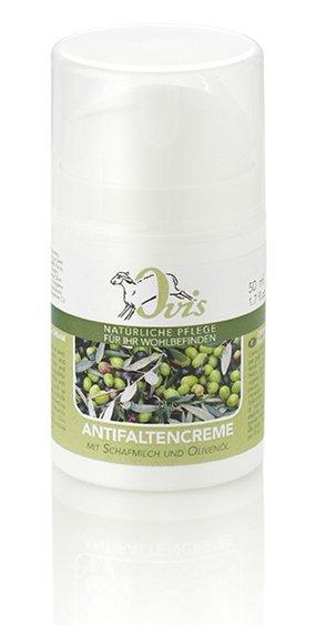Ovis Anti-Falten Creme mit reinem Olivenöl 50 ml