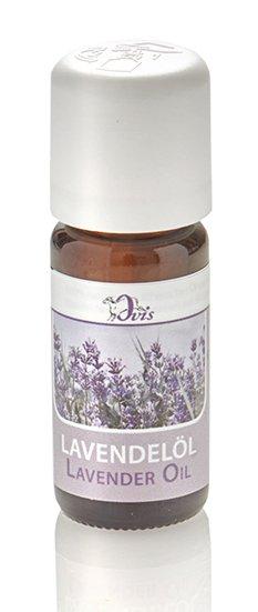 Bio Lavendelöl 100% naturreines ätheris. Öl 10 ml
