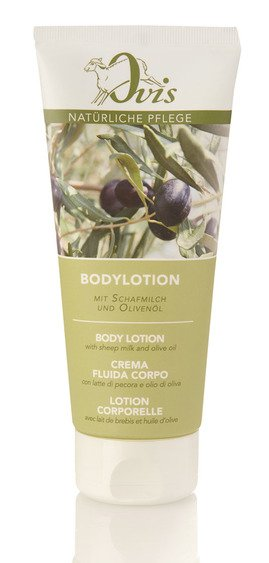 Ovis Bodylotion mit Olivenöl 200 ml